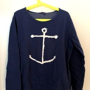 fresh produce Tops - Anchor sweatshirt
